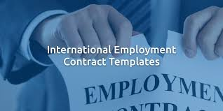 International Employment Contract Templates