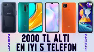 1500-2000 Tl Arası En İyi 5 Telefon