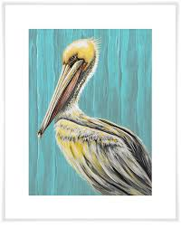 pelican bay wall art art print on pelican canvas wall art with pelican bay beach ocean canvas wall art greenbox
