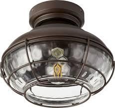 quorum international windmill small hudson ceiling fan light kit in oiled bronze