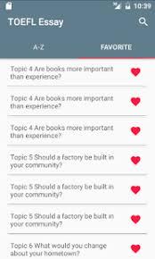 toefl essay android apps on google play toefl essay screenshot thumbnail toefl essay screenshot thumbnail