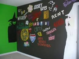 Broadway Themed Bedroom Ideas