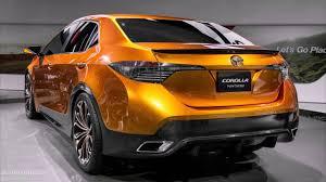 New Toyota Corolla 2016, 2017, 2018 ( НоваяToyota Corolla 2016 ...