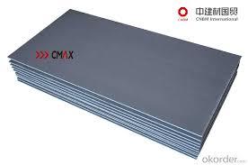 foam tile backer board from cmax board