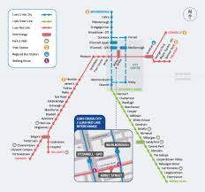 the new dublin luas map is a crime against cartography  citymetric