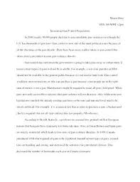 Examples Of A Classification Essay Resume Pro