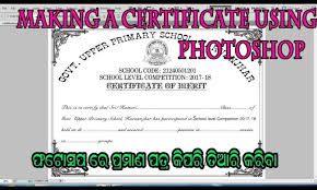 How To Make A Certificate In Word 2010 Making Certificate Using Microsoft Word 2010 Archives See