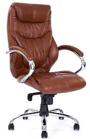 leather office chair. LEICESTER High Back Luxurious Ergonomic Leather Office Chair