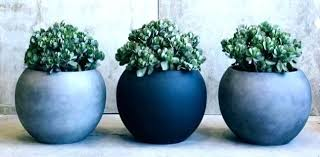 commercial planter extra large round box beauty pots planters and indoor outdoor melbourne