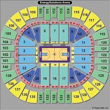 Vivint Smart Home Arena Seating Chart Los Angeles Lakers At Utah Jazz At Vivint Smart Home Arena