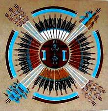 best 25 sand painting ideas on beach play craft for navajo sand painting for kids
