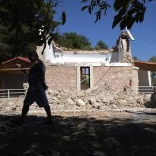 Terremoto di magnitudo 6.3 al largo dell'isola di Creta - Ticinonline