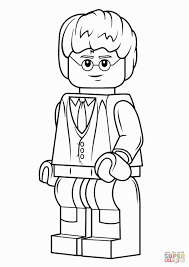 Coloring Page Lego Harry Potter Coloring Pages Coloring Pages Lego