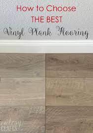 best vinyl plank flooring cutesy crafts
