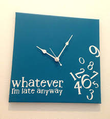 novelty wall clocks enchanting unique for square blue and white australia novelty wall clocks