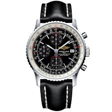 breitling watches for men and ladies at berry s jewellers navitimer heritage 42mm black dial leather strap men s watch