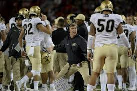 Colorado Buffaloes Release 2017 Depth Chart The Ralphie Report