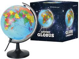 Bolcom Globe 20cm Verlichting Vdm Speelgoed