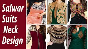 Ladies Dress Design Patterns Latest Neck Designs Suits Neck Patterns For Woman