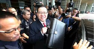 Image result for malaysia's new finance minister tables 2019 budget