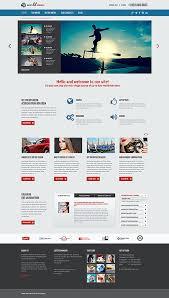 Website Template Newspaper Website Templates World News Portal Newspaper Entertainment