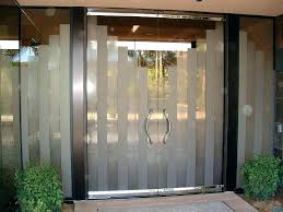 modern exterior front doors with glass impact exterior door glass exterior doors for home modern front