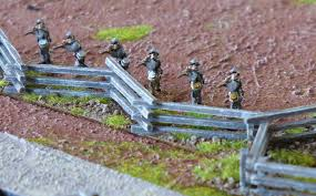 Painted Fences acw terrain i fences the raft 5071 by xevi.us
