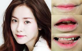 cara make up ala korea eyeliner tutorial style