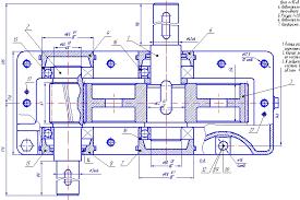 курсовой проект на тему расчет механического привода Детали  курсовой проект на тему расчет механического привода