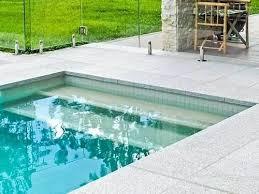 white on swimming pool tiles waterline