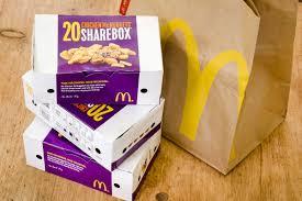 mcdonald s en mcnuggets nutrition facts