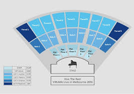 Plenary Seating Chart Kiss The Rain Yiruma Live In Melbourne 2016 Tickets The