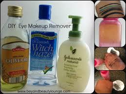 easy diy eyemakeup remover
