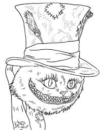 Small Picture Alice in Wonderland coloring pages Free Coloring Pages