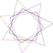 Venn Diagram Of Quadrilaterals A Symmetric Simple Venn Diagram Of Seven Quadrilaterals