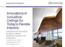acoustic solutions office acoustics. New AIA Approved CEU Innovations In Acoustical Ceilings For Todayu0027s Flexible Interiors Acoustic Solutions Office Acoustics I
