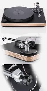 <b>Проигрыватель</b> винила <b>Clearaudio Concept</b> (MM) Black with wood ...