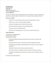 15 Professional Banking Resume Templates Pdf Doc Free