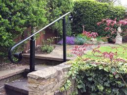 Wrought Iron Handrails Wrought Iron Handrails Metal Handrails