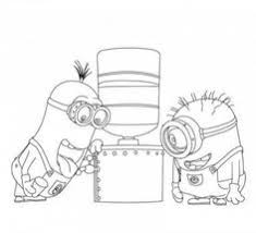 Small Picture OnlinePrintable MINION coloring page httpwwwhellokidscom