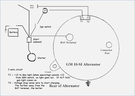 motor wiring wiring diagram delco remy 10si alternator of delco electric motor wiring diagram delco 10si alternator wiring diagram wire center \u2022 on 10si alternator ground wire diagram
