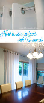 best 25 sewing curtains ideas on diy curtains how to sew curtains and tab curtains