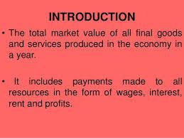 Managerial/Business Economics : Macro Economics Aggregates : Concept …