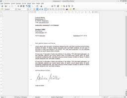 Magnificent Libreoffice Resume Format Photos Resume Ideas
