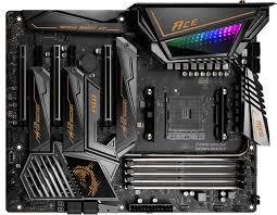 Обзор <b>материнской платы MSI MEG</b> X570 Ace на чипсете AMD ...