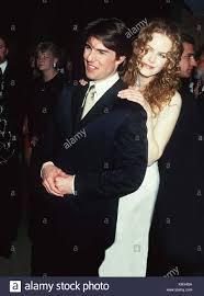 Tom Cruise und Nicole Kidman Stockfotografie - Alamy
