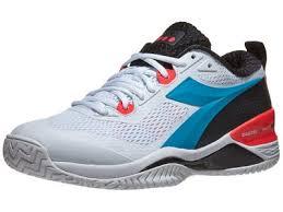 Ubersonic 3 hard court shoes. Diadora Tennis Shoes Tennis Warehouse