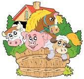 domestic animals clipart.  Domestic Various Farm Animals 1 Group Of To Domestic Animals Clipart F