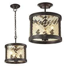 elk 31451 3 chandler oil rubbed bronze home ceiling lighting ceiling pendant light loading zoom