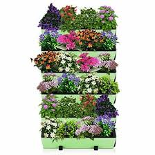 details about self watering planter for vertical gardens indoor outdoor wall decor garden kit